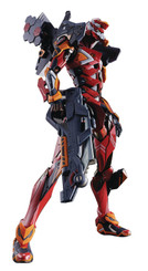 Neon Genesis Evangelion EVA-02 Metal Build Action Figure