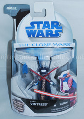 Star Wars Clone Wars Asajj Ventress Action Figure