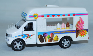 Diecast Vehicles: Ice Cream Truck