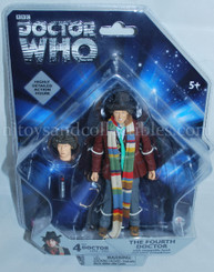 Doctor Who 4th Fourth Doctor 6-Inch Action Figure