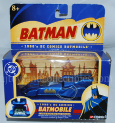 Diecast Vehicles: Batman 1990s Batmobile Vehicle