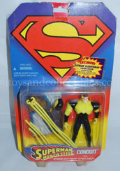 Superman Man Of Steel Conduit 4-Inch Action Figure