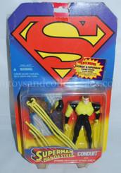 Superman Man Of Steel Conduit 4-Inch Action Figure