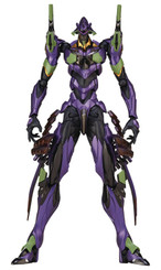 Evangelion Evolution EVA-01 Natayanagi Action Figure