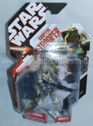 Star Wars 30th Anniversary Kashyyyk Trooper 4-Inch Action Figure