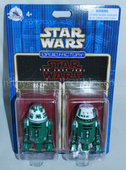 Star Wars Droid Factory TLJ Droid 2-Pack: R4-X2 & Y5-X2