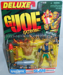 GI Joe Extreme Deluxe Ballistic Action Figure Set