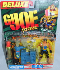 GI Joe Extreme Deluxe Metalhead Action Figure Set