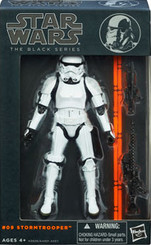 Star Wars Black Series 6-Inch Stormtrooper Action Figure w/Case