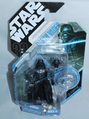 Star Wars 30th Anniversary McQuarrie Concept Darth Vader Action Figure