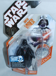 Star Wars 30th Anniversary Darth Vader Action Figure