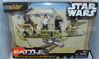 Star Wars Battle Pack: Battle Above the Sarlacc Playset