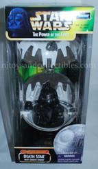 Star Wars POTF2 Death Star with Darth Vader Playset