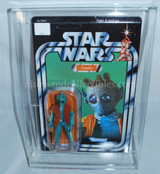 Star Wars Saga Collection Greedo 4-Inch Action Figure