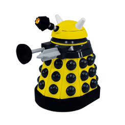 Doctor Who 6.5-Inch Vinyl LOOSE Action Figure: Paradigm Dalek Yellow Eternal