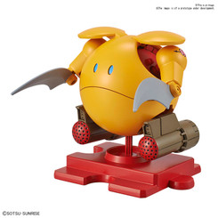 Gundam High Grade: Build Divers Zakrello Haro Model Kit