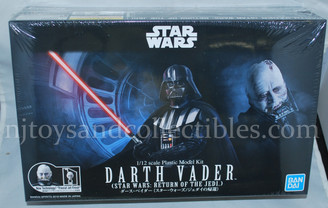 Star Wars Bandai Darth Vader (ROTJ) Character Model Kit