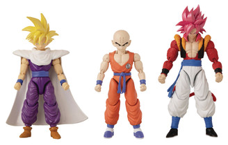 Dragonball Super Dragon Stars Wave II Action Figure Set