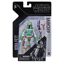 Star Wars Archive Series 6-Inch Boba Fett Action Figure