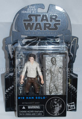 Star Wars Black Series 3.75-Inch Han Solo w/Carbonite Action Figure