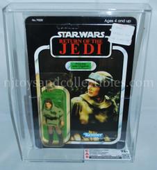 Star Wars Vintage ROTJ Princess Leia Combat Poncho CAS 75+