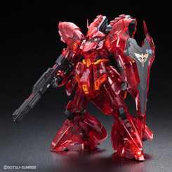 Gundam Real Grade: Sazabi Clear Color *NYCC EXCLUSIVE*