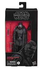 Star Wars Black Series Wave 25: 6-Inch Supreme Leader Kylo Ren Action Figure