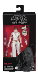 Star Wars Black Series Wave 25: 6-Inch Rey & D-0 Action Figure