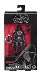 Star Wars Black Series Wave 25: 6-Inch Second Sister Inquisitor Action Figure