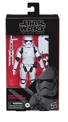 Star Wars Black Series Wave 25: 6-Inch First Order Stormtrooper Action Figure