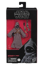 Star Wars Black Series Wave 25: 6-Inch Off World Jawa Action Figure