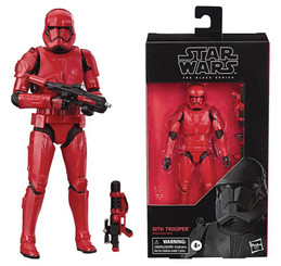 Star Wars Black Series Wave 25: 6-Inch Sith Trooper Action Figure