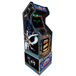 Arcade1Up Classic Star Wars Arcade Machine with Riser