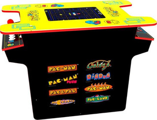 Arcade1Up Classic 8-in-1 PacMan & Galaga Arcade Machine