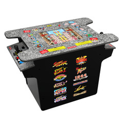 Arcade1Up Classic 12-in-1 Street Fighter Arcade Machine