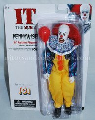 Mego IT The Movie Pennywise 8-Inch Action Figure