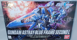 Gundam High Grade: Astray Blue Frame Second L Model Kit