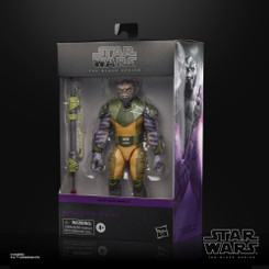 Star Wars Black Series Rebels 6-Inch Deluxe Garazeb (Zeb) Orrelios Action Figure