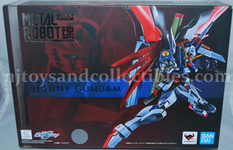 Gundam Destiny Gundam Metal Build Figure