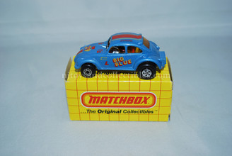 Matchbox #46 1972 VW Big Blue Diecast Vehicle