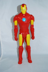 Marvel Superhero Loose 12-Inch Iron Man Action Figure