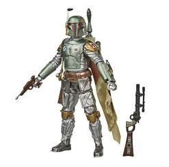 Star Wars Black Series 6-Inch Boba Fett Carbonized Action Figure