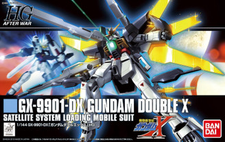 Gundam High Grade: Double X Model Kit