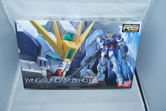 Gundam Real Grade: Wing Gundam Zero Model Kit