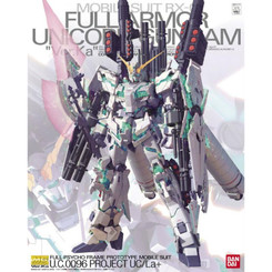 Gundam Master Grade: Full Armor Unicorn Gundam Ver Ka Model Kit