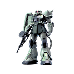 Gundam Perfect Grade: Zaku II MS-06F Green Model Kit