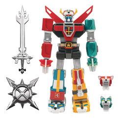 Voltron Ultimates Voltron 7-Inch Action Figure