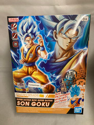 Dragonball Z SSGSS Son Goku Entry Grade Model Kit