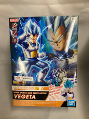 Dragonball Z SSGSS Vegeta Entry Grade Model Kit