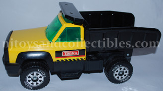 Tonka Pressed Steel Pickup Dump Truck
